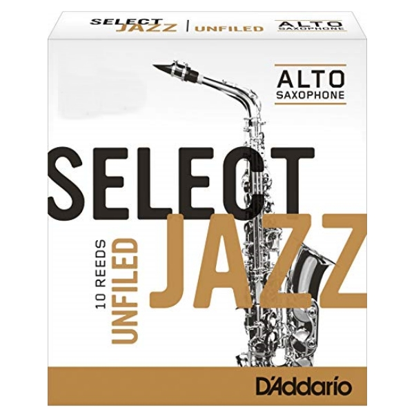 Daddario Select Jazz 2soft~2H750